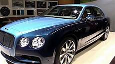2018 bentley flying spur mulliner preview youtube