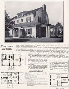 dutch colonial revival house plans 1922 virginian by bennett homes dutch colonial revival