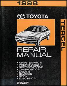 service repair manual free download 1992 toyota tercel parental controls automotive 1998 toyota tercel service manual free ebooks download ebookee