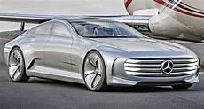 Mercedes Iaa Intelligent Aerodynamic Automobile