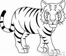 Malvorlagen Tiger Xl Ausmalbilder Tiere 19 Animal Coloring Ausmalbilder