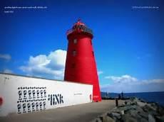 poolbeg lighthouse great south wall dublin city 1820