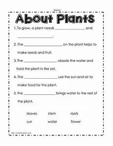 plant worksheet ge ideas plant science plant lessons