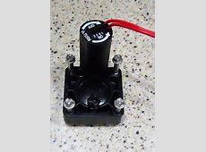 Hunter 24V Valve Solenoid W/top of PGV valve 434100 SRV