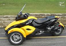 concessionnaire can am spyder occasion superbe spyder can am jaune guadeloupe