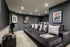 grey tones in this home theater room for fantasy dream homes living room grey living room