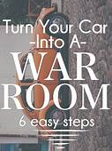 How To Turn You Car Into A War Room Of Prayer In 6 Easy