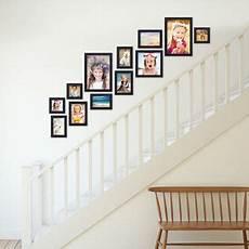 Bilder Im Treppenhaus Anordnen - ideen f 252 r bilderw 228 nde h 228 ngungsstile f 252 r bilderrahmen