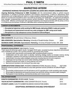 professional cv writers canada