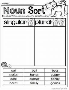 singular and plural nouns worksheets homeschooldressage com