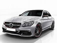 mercedes c class w205 c63 amg look kit