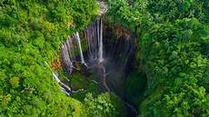 images tumpak sewu waterfalls in 4k dji mavic pro youtube