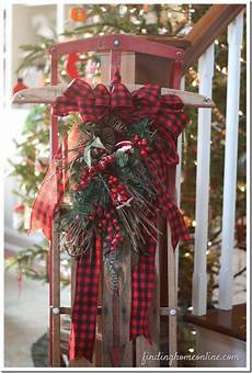 Sales Of Decorations by Vintage Sleds Finding Home Farms