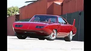 Fast And Furious 6 1969 Dodge Charger Daytona Car Build