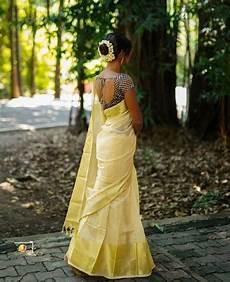 kerala style saree saree designs pin by drizzlinghues on six yard love kerala traditional
