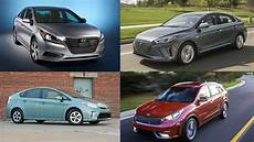 10 Most Fuel Efficient Cars