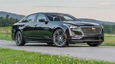 2019 cadillac ct6 v review the 550 hp blackwing v 8 has