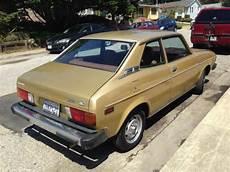 auto air conditioning repair 1986 subaru leone interior lighting subaru other coupe 1979 gold for sale a26l741347 1979 subaru leone dl low miles original