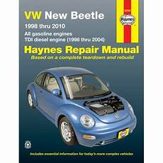 motor repair manual 2005 volkswagen new beetle electronic toll collection haynes repair manual new vw volkswagen beetle 1998 2010