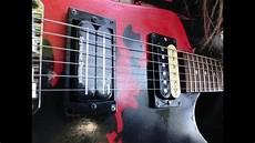 Dean Guitar Seymour Duncan Dimebucker And 59 Humbucker