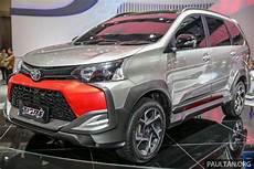 2016 Toyota Avanza Veloz 1 5 M T giias 2016 toyota avanza veloz tigre suv inspired