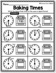 time worksheets differentiated 2965 differentiated grade telling time worksheets by bite size teaching