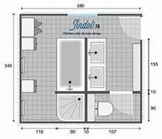 plan de salle de bain de 5 9m2 plans pour moyennes