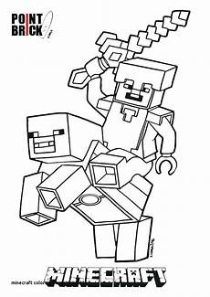 minecraft steve coloring pages at getcolorings free