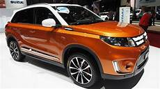 2016 Suzuki Vitara 1 6 Compact Top 4x4 Exterior And