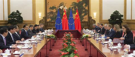 Eu China Relations