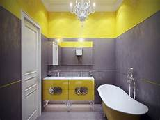 yellow and gray bathroom ideas 15 yellow bathroom designs