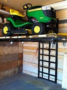 peters garage rathenow mobile this is an atv storage rack that will save you valuable