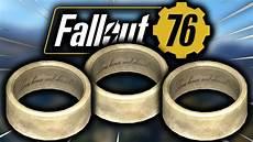 fallout 76 wedding ring rare armor collectible guide youtube