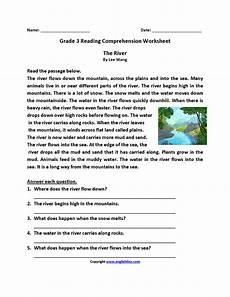 homework worksheets for class 3 15467 3rd grade reading worksheets to printable math worksheet for