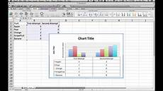 how to make a simple graph in excel youtube