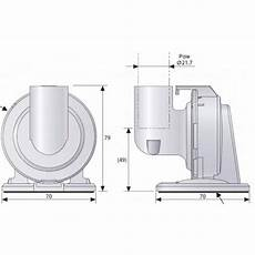 Bakeey Rotary Foldable Multi Angle Installation by Angle Bracket For N Type Aluminium Pole