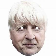 stanley johnson politician mask next day delivery personalised masks
