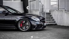 C63 Amg Mit Tiefgang Mbdesign Mercedes C Klasse