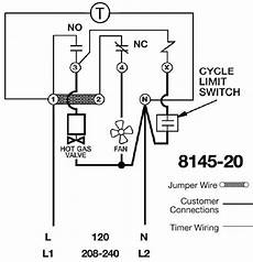 walk in freezer defrost timer wiring diagram wiring diagram and schematic diagram images