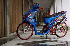 Modifikasi Mio 2007 by Modifikasi Yamaha Mio Soul 2007 Awas Motor Ini