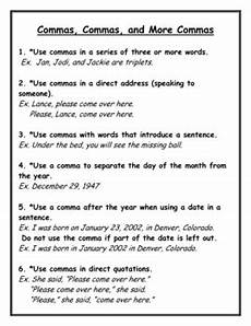 grammar worksheets using quotation marks 24941 grammar 4 kinds of sentences commas quotation marks for grades 3 8