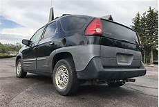2001 pontiac aztek tent tfl s 2001 pontiac aztek road 0 60 review