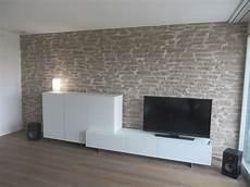 wände in steinoptik wohnzimmerwand steinoptik lajas wandgestaltung