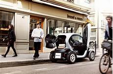 Renault Twizy Cargo Is An Ev And Shopping Cart In One