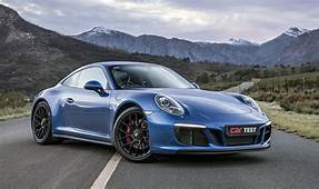 2021 Porsche 911 Carrera GTS Review Price Specs  Auto