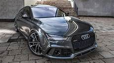 the car the 2017 605hp audi rs7 performance 4 0 v8tt the best of the beast youtube