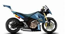 Modif Viksen by Modifikasi Motor Yamaha Viksen