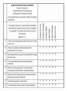 employee satisfaction survey templates 10 free word survey template free word document