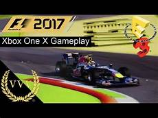 f1 2017 xbox one f1 2017 xbox one x gameplay replay