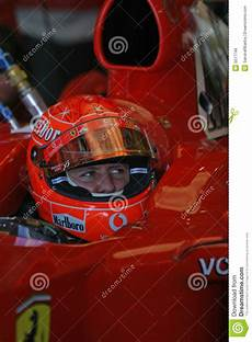 La Formule 1 2005 Assaisonnent Michael Schumacher Photo